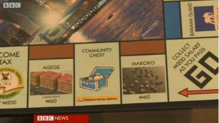Nigerian Monopoly Lagos